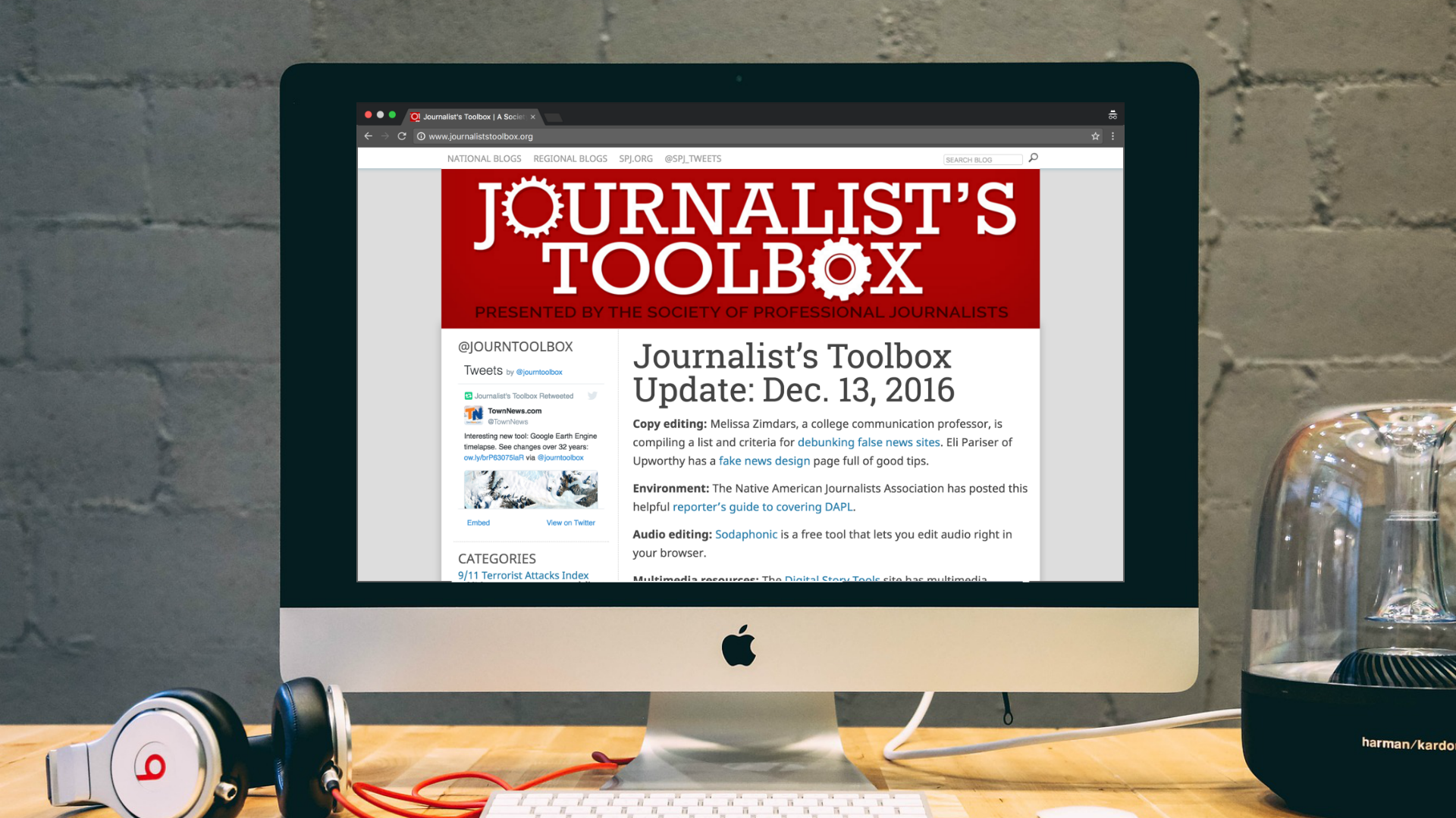 Tips, tools & guides for multimedia storytellers